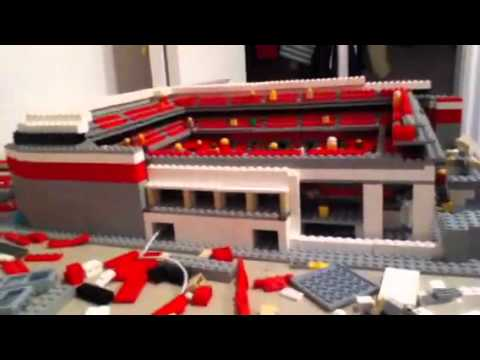 Lego United Center- Chicago Bulls