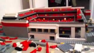 Lego United Center- Chicago Bulls