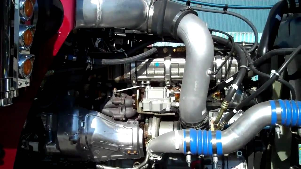 Detroit Dd15 560hp 1850ft Lb W 07 Emissions Youtube