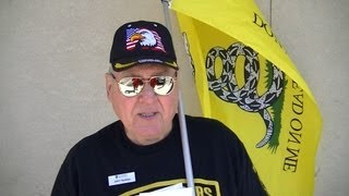 Apple Valley Tea Party and Victor Valley JBS UN Agenda 21 rally The Truth Teller Show #21