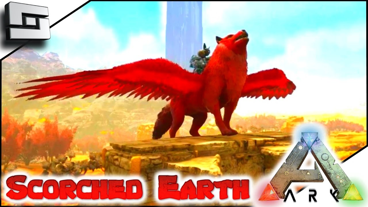 MODDED ARK: Scorched Earth   THE BARKEOPTERYX! E30 ( Ark Survival Evolved  Gameplay )   Clipzui.com