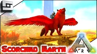 MODDED ARK: Scorched Earth - THE BARKEOPTERYX! E30 ( Ark Survival Evolved Gameplay )
