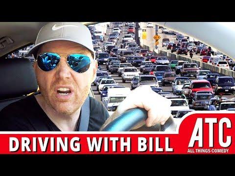 Bill Burr's Guide to Driving Etiquette: TRAFFIC!