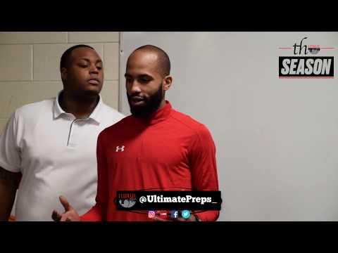TOTUM POLE: Raleigh Egypt Postgame Speech vs Wooddale!!