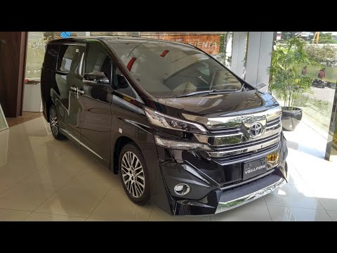 In Depth Tour Toyota Vellfire Limited - Indonesia