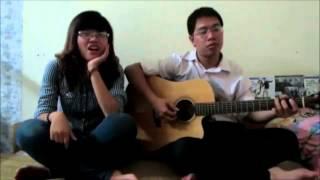 Áo Sơ Mi -- Guitar ft Huyen Chen : 60 năm cuộc đời chế! (ngẫu hứng ^^)