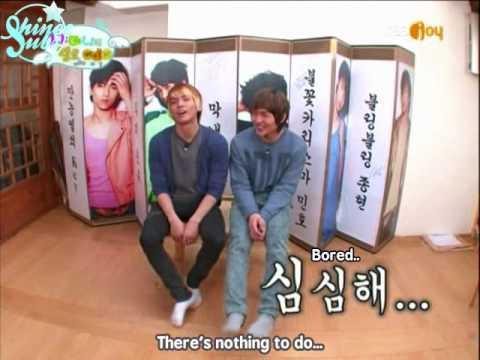 ONew & JongHyun Singing Gone on HB Ep. 6