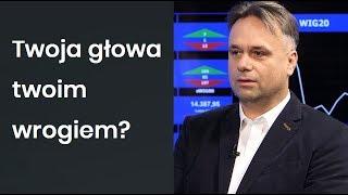 Prof. Piotr Zielonka - finanse behawioralne i zachowania inwestorów