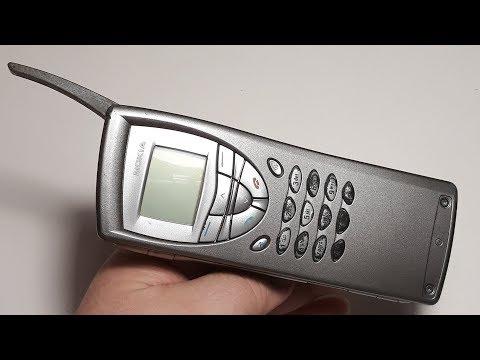 Nokia 9210 Communicator Крутые ретро телефоны и кпк на Symbian (2002) с аукциона