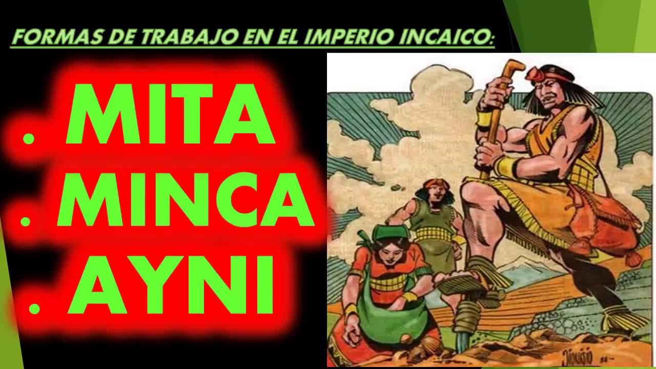 El Ayni Qué Es El Imperio Incaico El Imperio