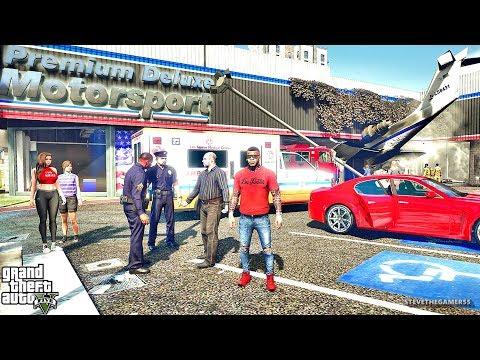 GTA 5 REAL LIFE MOD#352 JUST A BAD DAY!!! (GTA 5 REAL LIFE MODS)