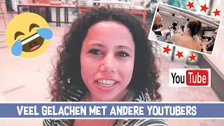 YOUTUBE GATHERING MET VEEL BEKENDE YOUTUBERS | CLAU EN LAU