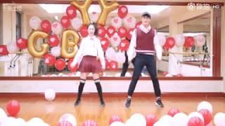 Dance Cover điệu nhảy Bong Bóng Tỏ Tình của Thiên Tỉ
