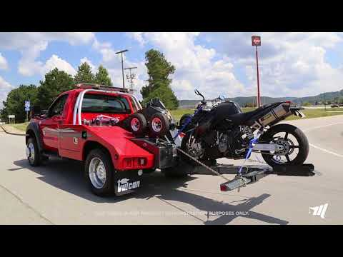 Miller Industries™ Light-Duty Motorcycle Attachment
