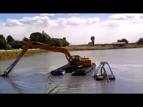 SGB Industrial Cleaning - Amazing Dredger Available in South Africa
