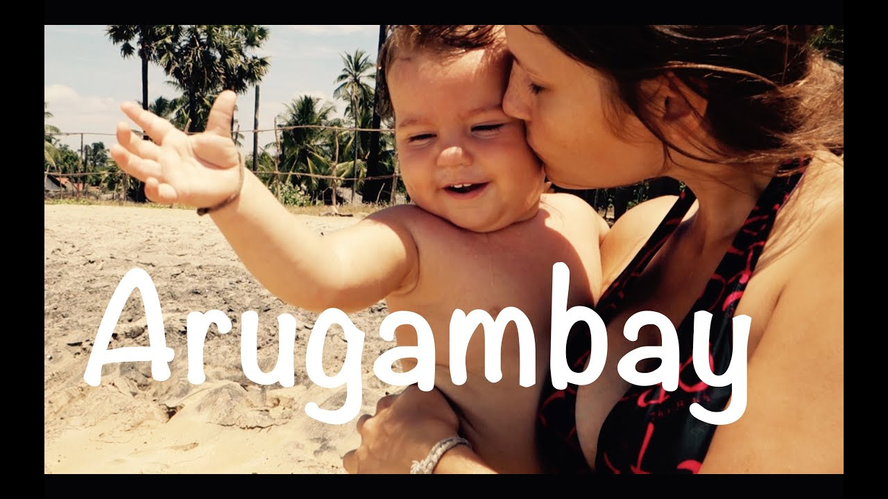 strandurlaub in arugambay sri lanka vlog59 youtube. Black Bedroom Furniture Sets. Home Design Ideas