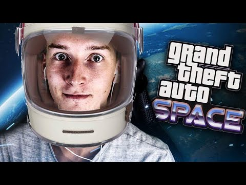 GTA V - LECIMY W KOSMOS! Grand Theft Space #1🔥
