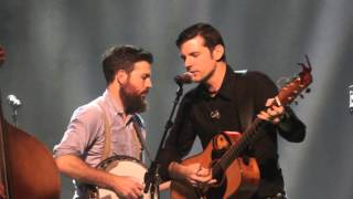 """Avett Brothers """"Divorce, Separation Blues"""" (NEW SONG) Tennessee Theatre, Knoxville, TN 12.04.15"""