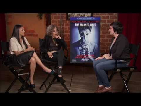 Shock Ya  with Paranormal Activity's Renee Victor and Gabrielle Walsh