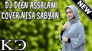 Gambar cover DJ DEEN ASSALAM   cover SABYAN by Kapten cantik
