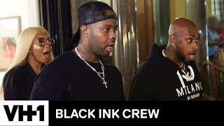 Jadah Pours Paint on Teddy's Car As Revenge | Black Ink Crew
