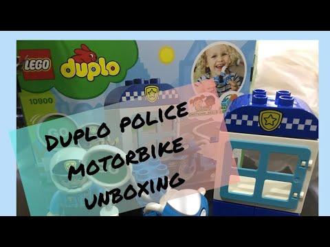 Duplo Police Motorbike 10900 | #duplo