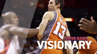 Steve Nash: Visionary - Kid Canada's Journey to The Top