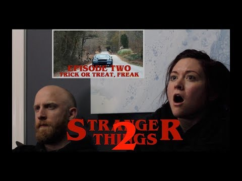 """Hogwarts Reacts: Stranger Things S02E02 - """"Trick or Treat, Freak"""""""