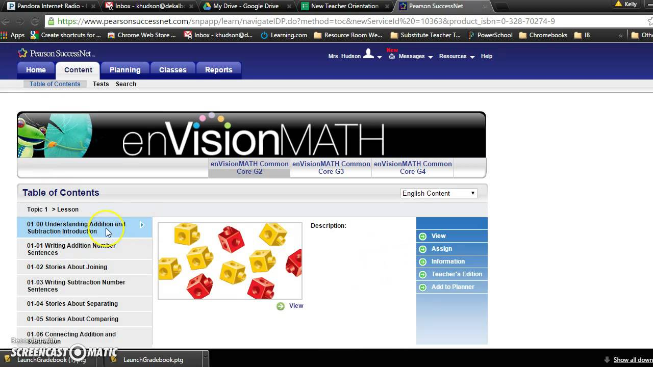 Workbooks envision math grade 5 workbook online : Envision Math Basics - YouTube
