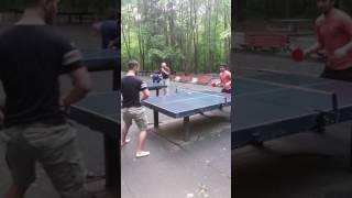 Настольный теннис в Москве