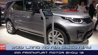 2019 Discovery Landmark - Exterior And Interior - IAA Frankfurt Motor Show 2019