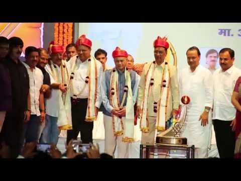 Ajit Dada & Nana patekar two great person talking 16th july 2016