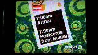 Pbs Kids Schedule Bumper (2005 Wbgu-tv)