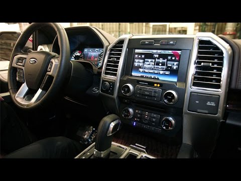 ford introduces sync 3 how does it work youtube. Black Bedroom Furniture Sets. Home Design Ideas