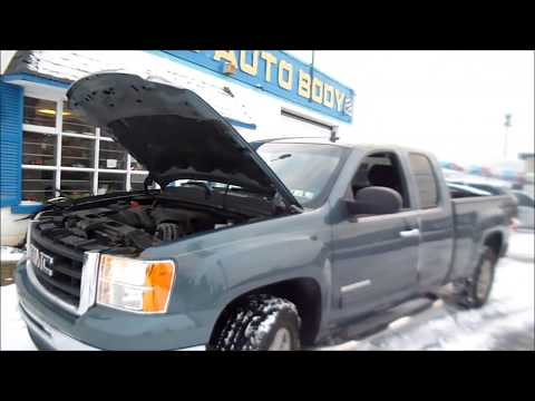 GMC Sierra Chevy Silverado Fuse Box Locations and OBD@ Hookup Locations