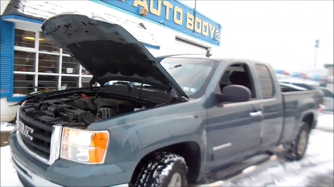GMC Sierra Chevy Silverado Fuse Box Locations and OBD@ Hookup ...