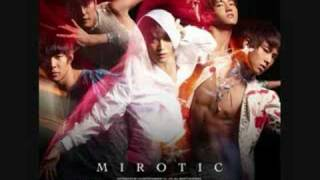 DBSK Mirotic 56sec PREVIEW mp3 Teaser