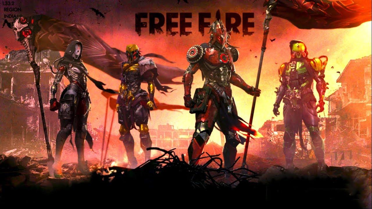 Garena Free Fire Live Rush Game Play #AAWARA007 @FREEFIRE ...