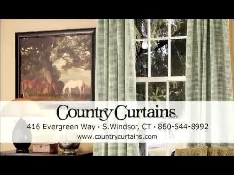 Country Curtains TV Spot