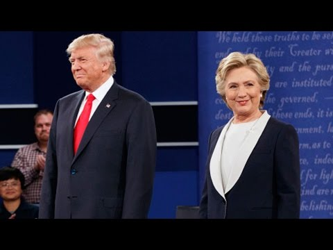 The Second Presidential Debate | The Young Turks SUMMARY