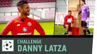 Freistoß Challenge vs. Danny Latza |1. FSV MAINZ 05 | 2. Staffel | Kickbox