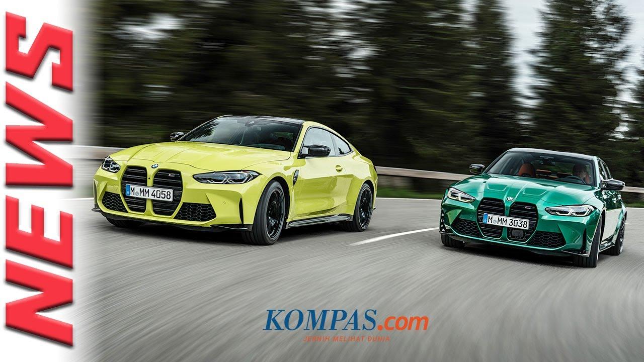 BMW Perkenalkan M4 dan M3 Terbaru