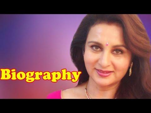 Poonam Dhillon - Biography
