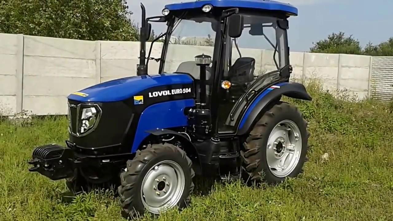 купить китай трактор