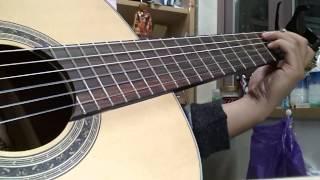 Mùa thu không trở lại (Phạm Trọng Cầu) guitar solo.