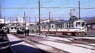 土佐電気鉄道 伊野線・後免線(伊野⇒高知城前⇒はりまや橋⇒知寄町) 車内放送