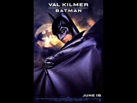 Batman Forever OST Main Title & Fanfare
