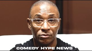 Full: Tommy Davidson Opens Up On Being Underrated, Jamie Foxx, Eddie Murphy And The Capitol Riots