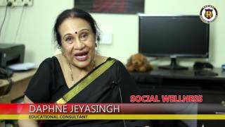 Managing personal loss in life - Dephne Jeyasingh with Dr. Renuka David - Wellness Talk