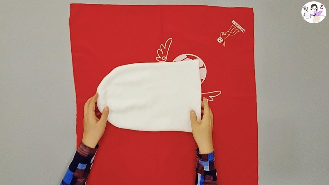 [DIY]✂️🧵안 쓰는 모자와 양말의 깜짝 변신!! 정말 귀엽습니다.